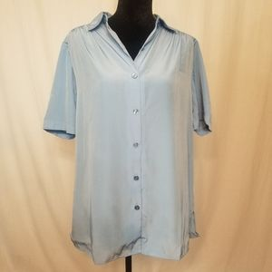 NWOT Only Necessities button up blouse